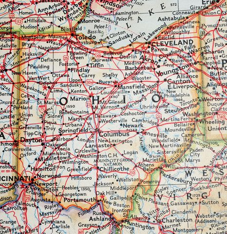 11 Productivity Hacks From Super Productive People Ohio History Ohio Map Map