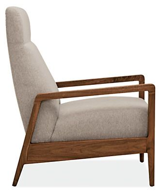 Inspired by Danish recliners popular in the 1950s and 1960s Westport features modern updates like  sc 1 st  Pinterest & Westport Recliner | Recliner Modern and Living rooms islam-shia.org