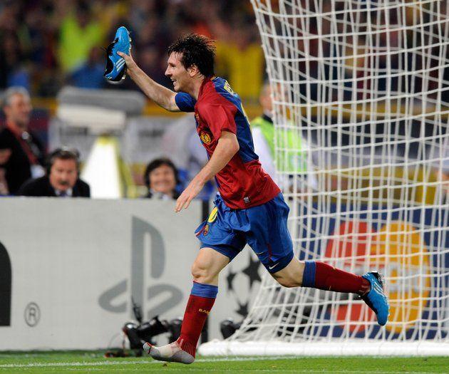 Lionel Messi: 26 años, 26 momentos | Primer gol en una final de Champions League (mayo de 2009)