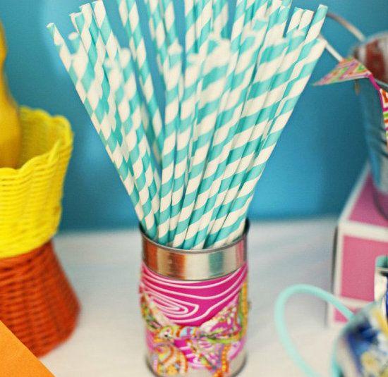 Straws That Pop