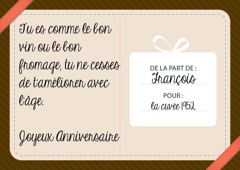 Message D Anniversaire Pour Homme Message Carte Texte