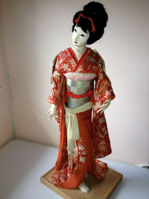 Geisha or madam