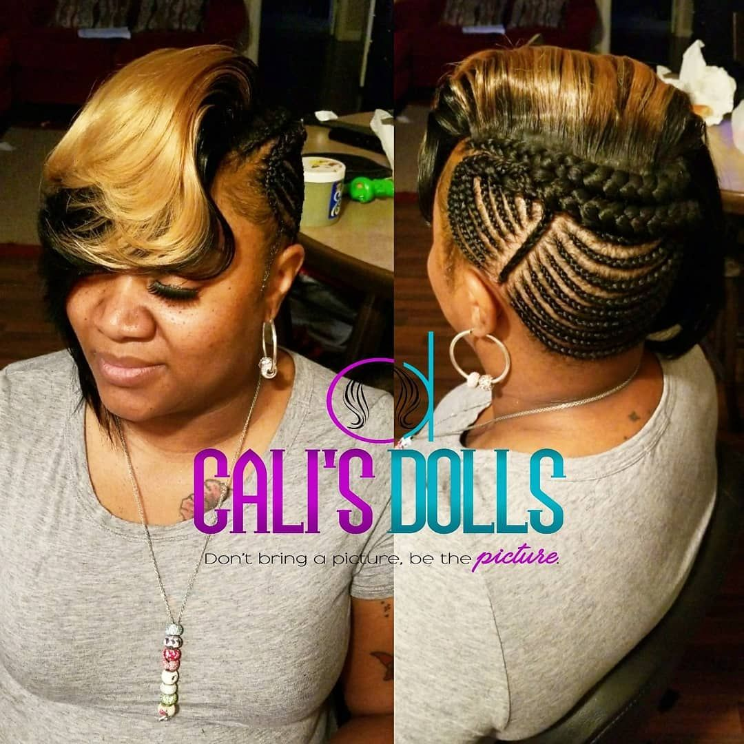 Braids cornrowstyles cornrows quickweave scstylist protective