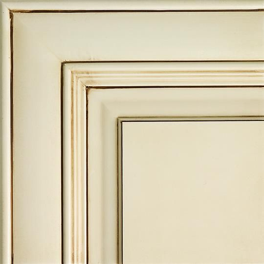 Glazing White Cabinets With Stain: Colourtone - Crystal White Coffee Glaze