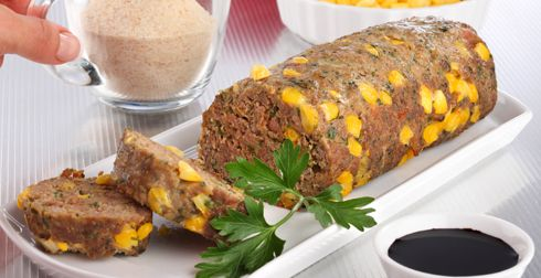 Rollos Essen rollo de carne molida yumi