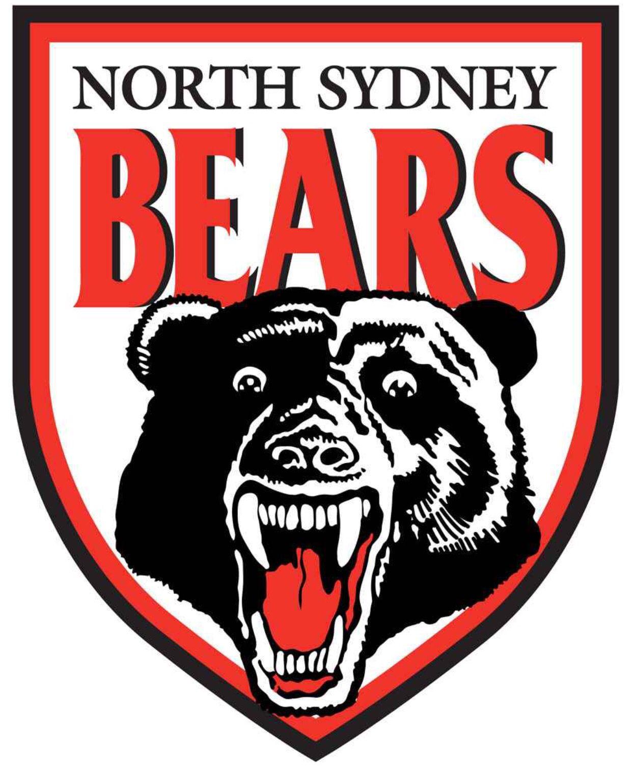 5ab0ea5e Norths Bears | Will.i.am Axl | Australian rugby league, Rugby league ...