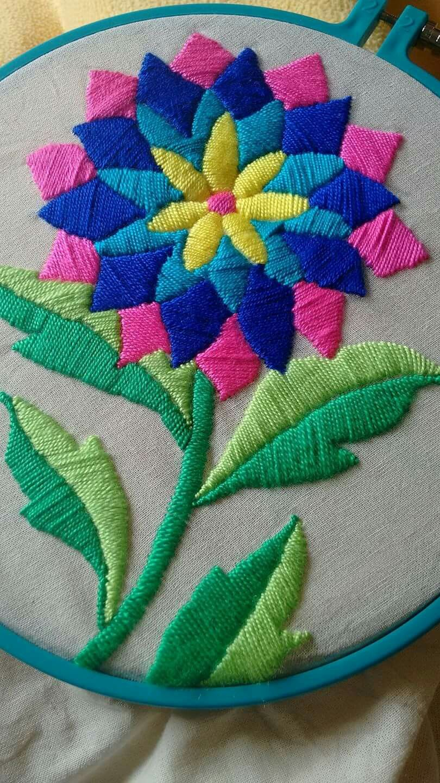 Pin de hyejin kang en Embroidery | Pinterest | Bordado, Bordados ...