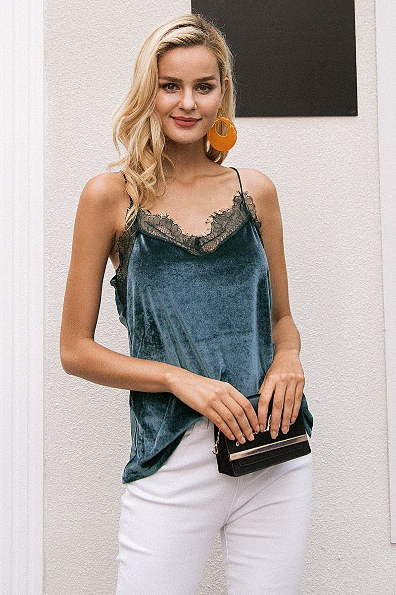 4082ae1d3f womens dressy blouses womens blouses white lace blouse velvet top velvet  tank top trendy womens top tops suede top ladies tops lace tank top lace  blouse ...