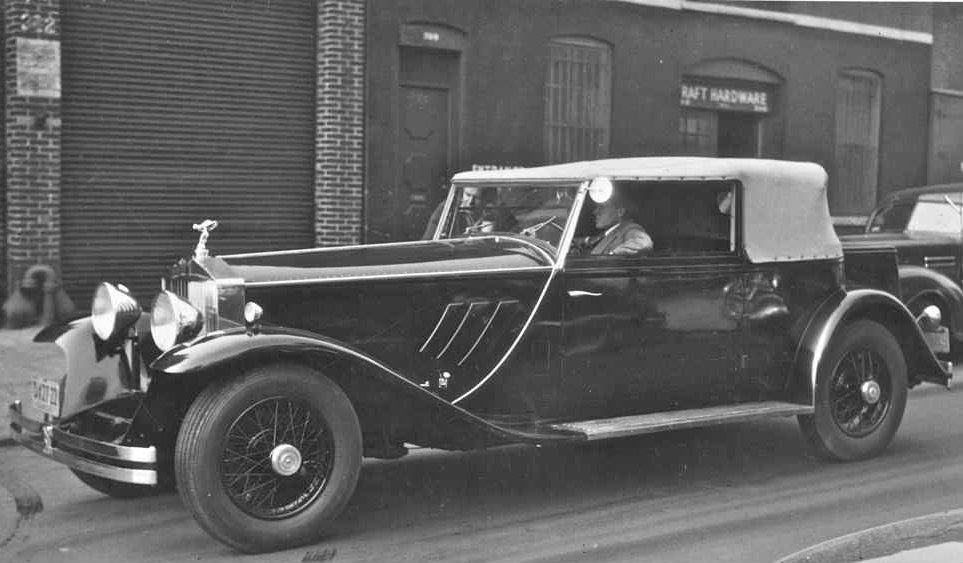 Croydon Convertible By Brewster