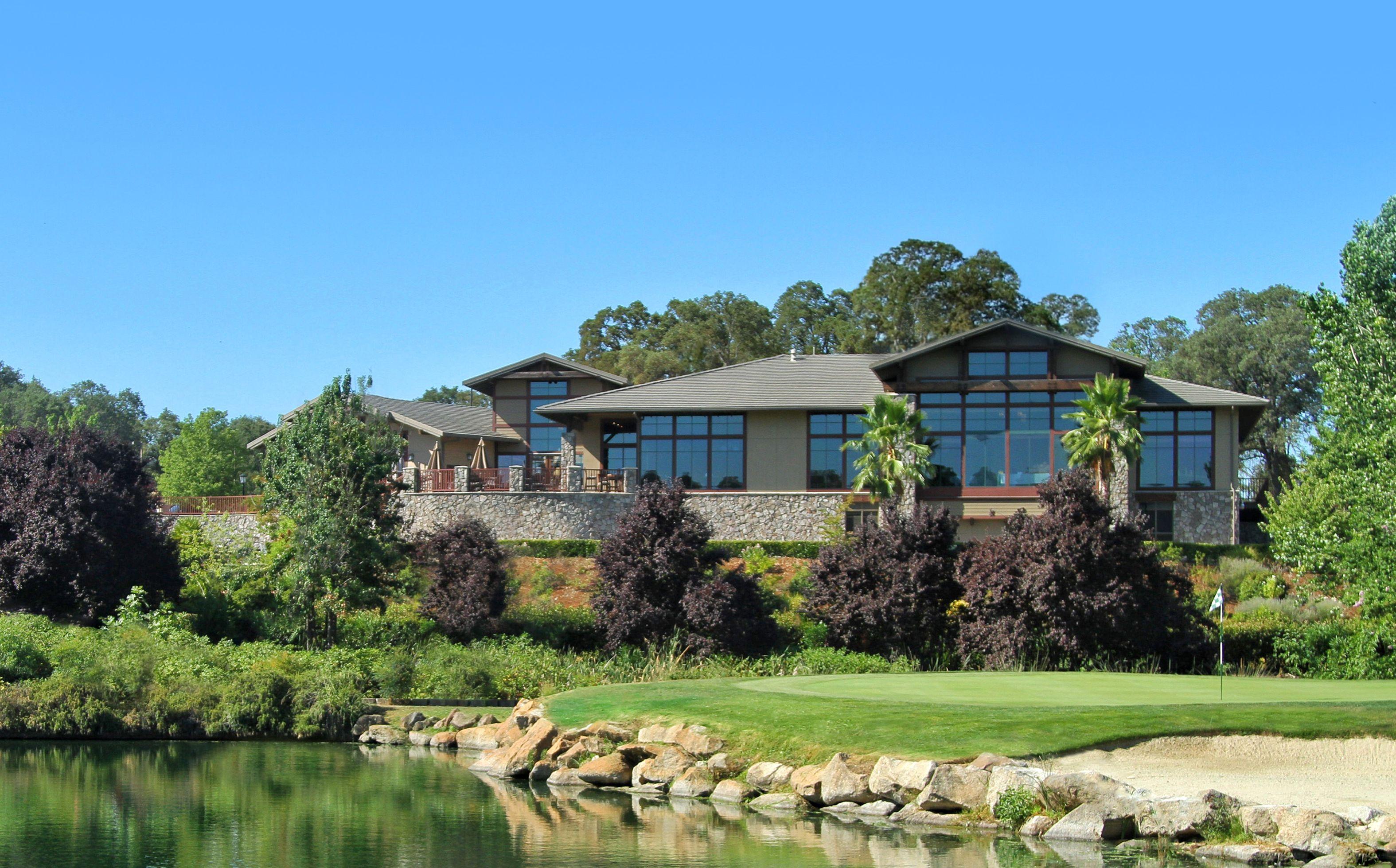 Whitney Oaks Golf Club Northern California Oaks Golf Clubs Whitney