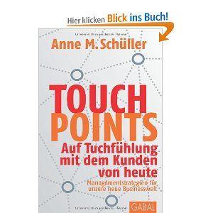 Anne Schüler ist als Expertin für Loyalitäts-Marketing/Kundenbindung vielen bereits ein Begriff. Das neue Buch beschäftigt sich mit Customer Experience .