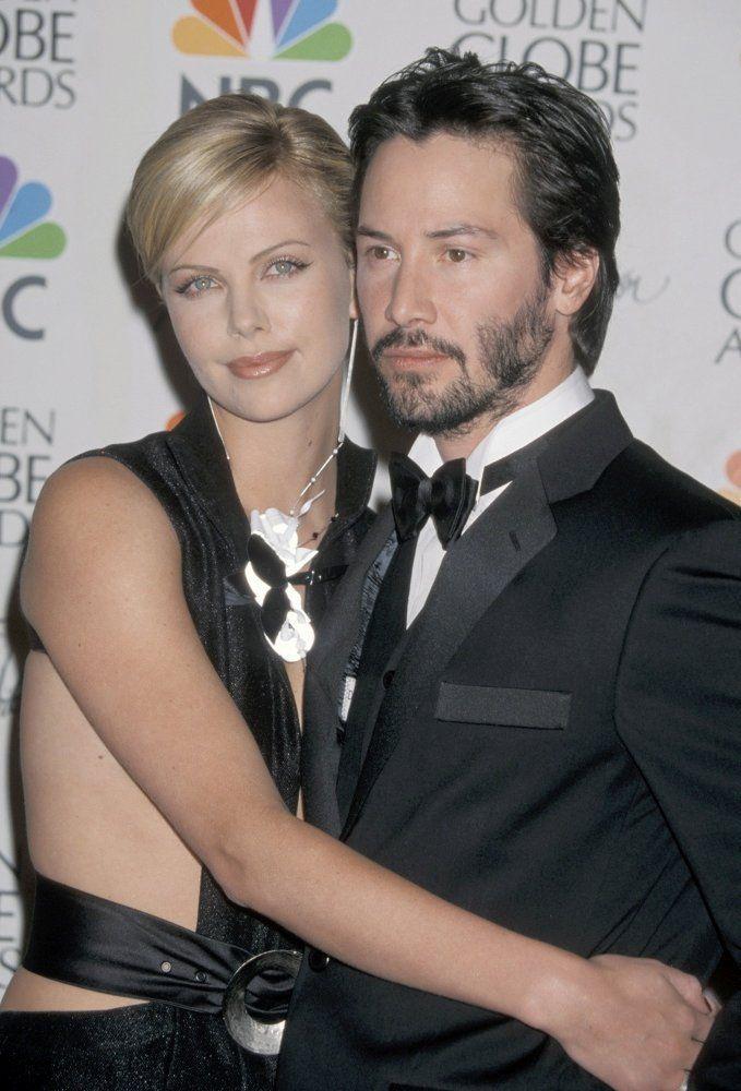 Charlize Theron & Keanu Reeves -2001.jpg 679×1.000 Pixel ...