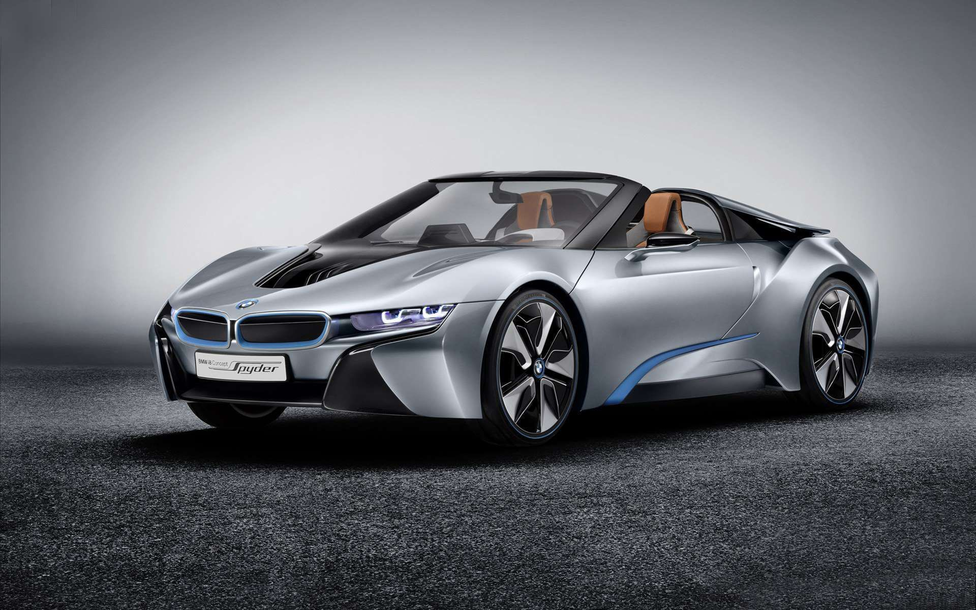 Click Here To Download In Hd Format Bmw I8 Spyder Hd Wallpapers