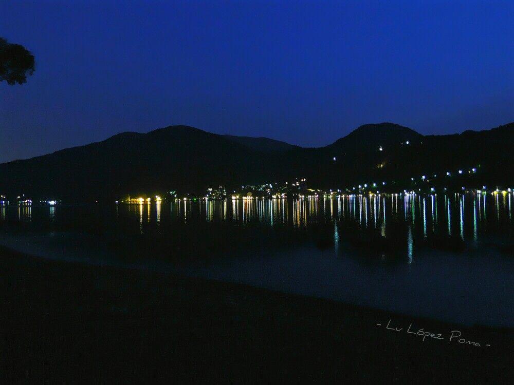 Lago Lugano Suiza