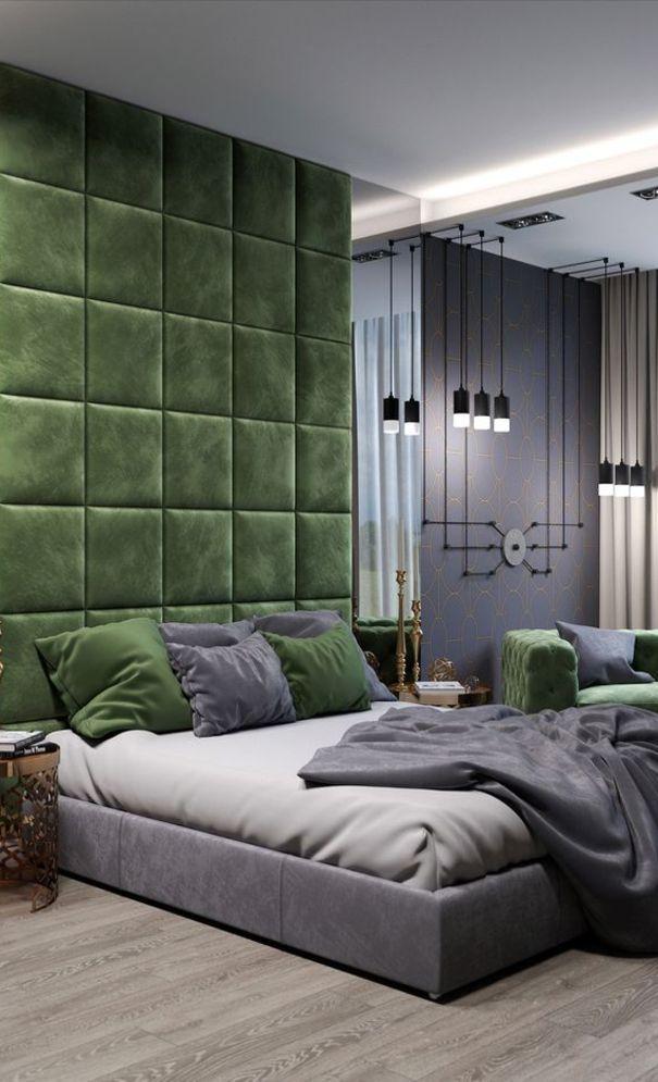 59+ New trend modern Bedroom Design Ideas for 2020 Part 33 #rusticbedroomfurniture