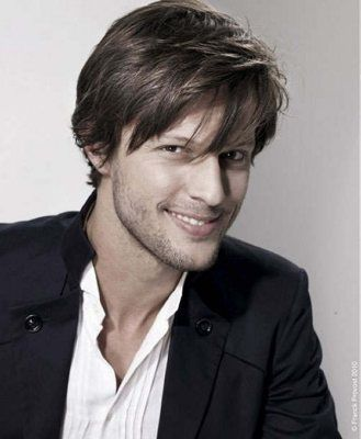 Medium hairstyles for men intended for men who are lazy to take care ...