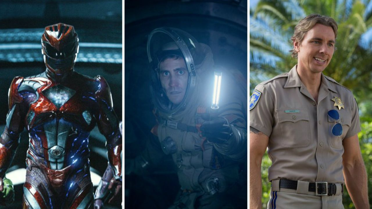 In Theaters This Weekend: Reviews of 'Power Rangers,' 'Life,' 'CHIPs' and More #FansnStars
