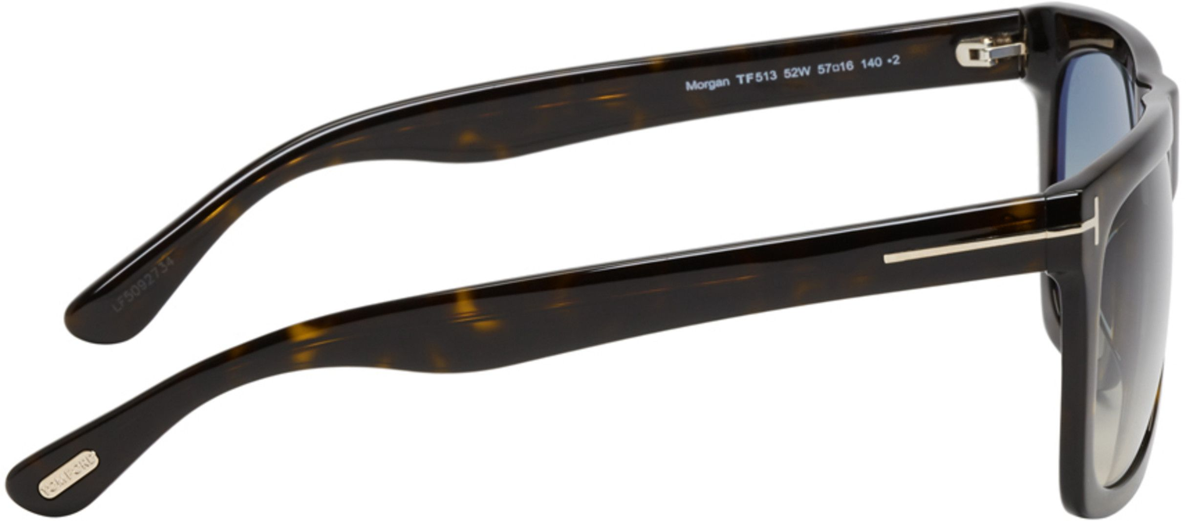 7baefdd901e Tom Ford - Tortoiseshell Morgan Sunglasses