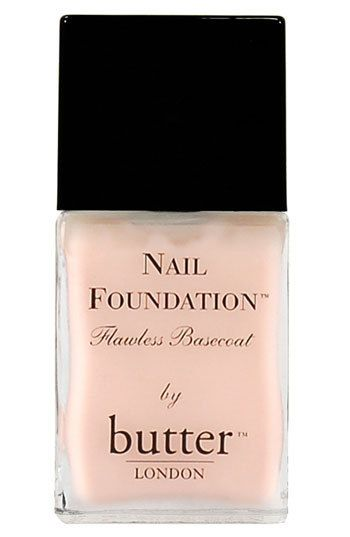 tter London  butter LONDON 'Nail Foundation' Flawless Basecoat No Color