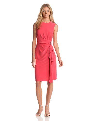e7de4782c93 Jones New York Women s Sleeveless Solid Dress  Clothing