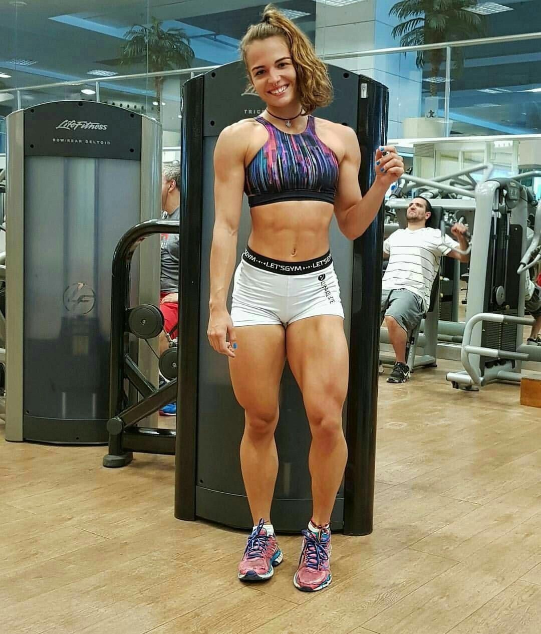 Gym Girl Vanessa Garcia  Health  Fitness 57  Pinterest -1538