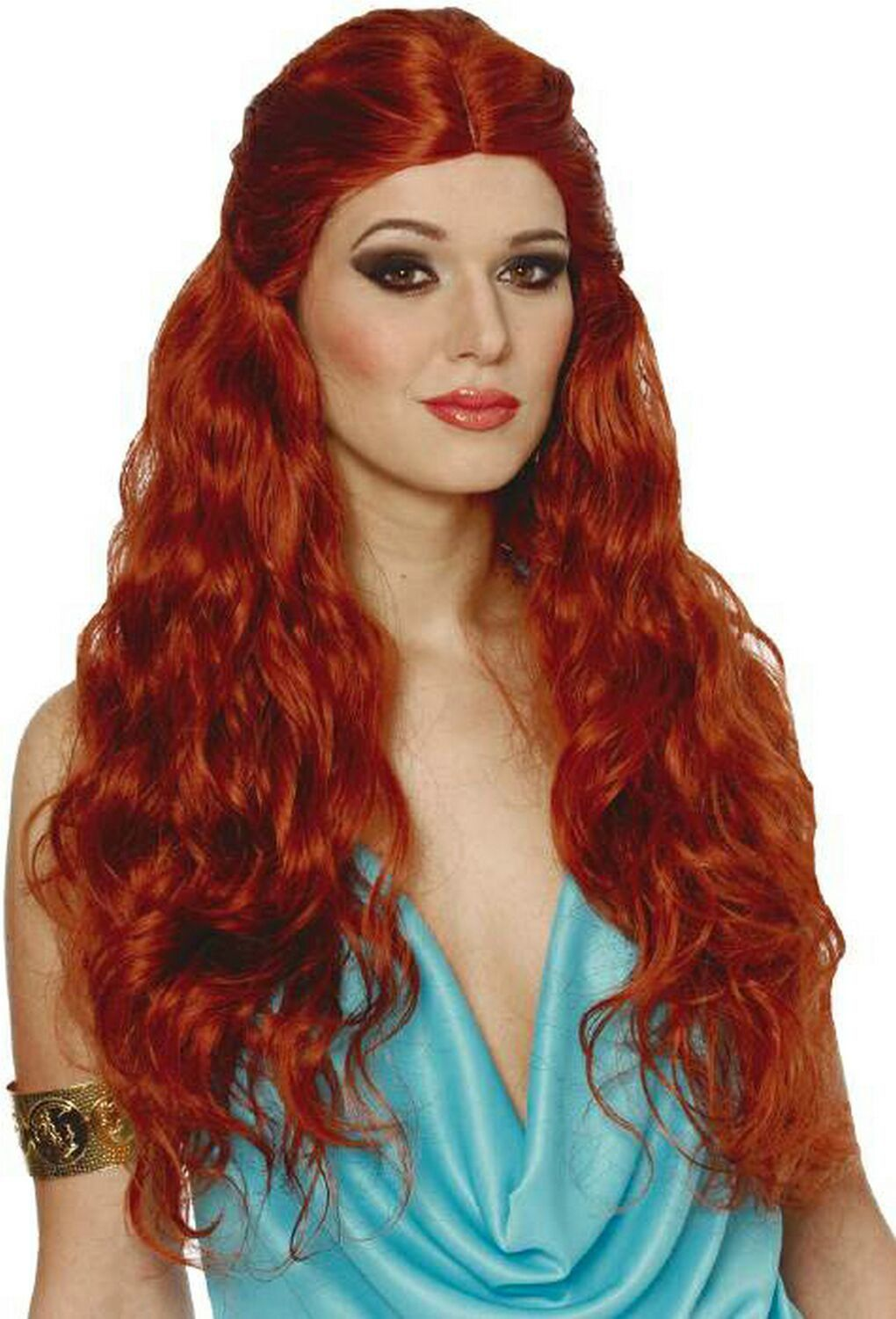Natural Red Goddess Wig (With images) Beauty hair