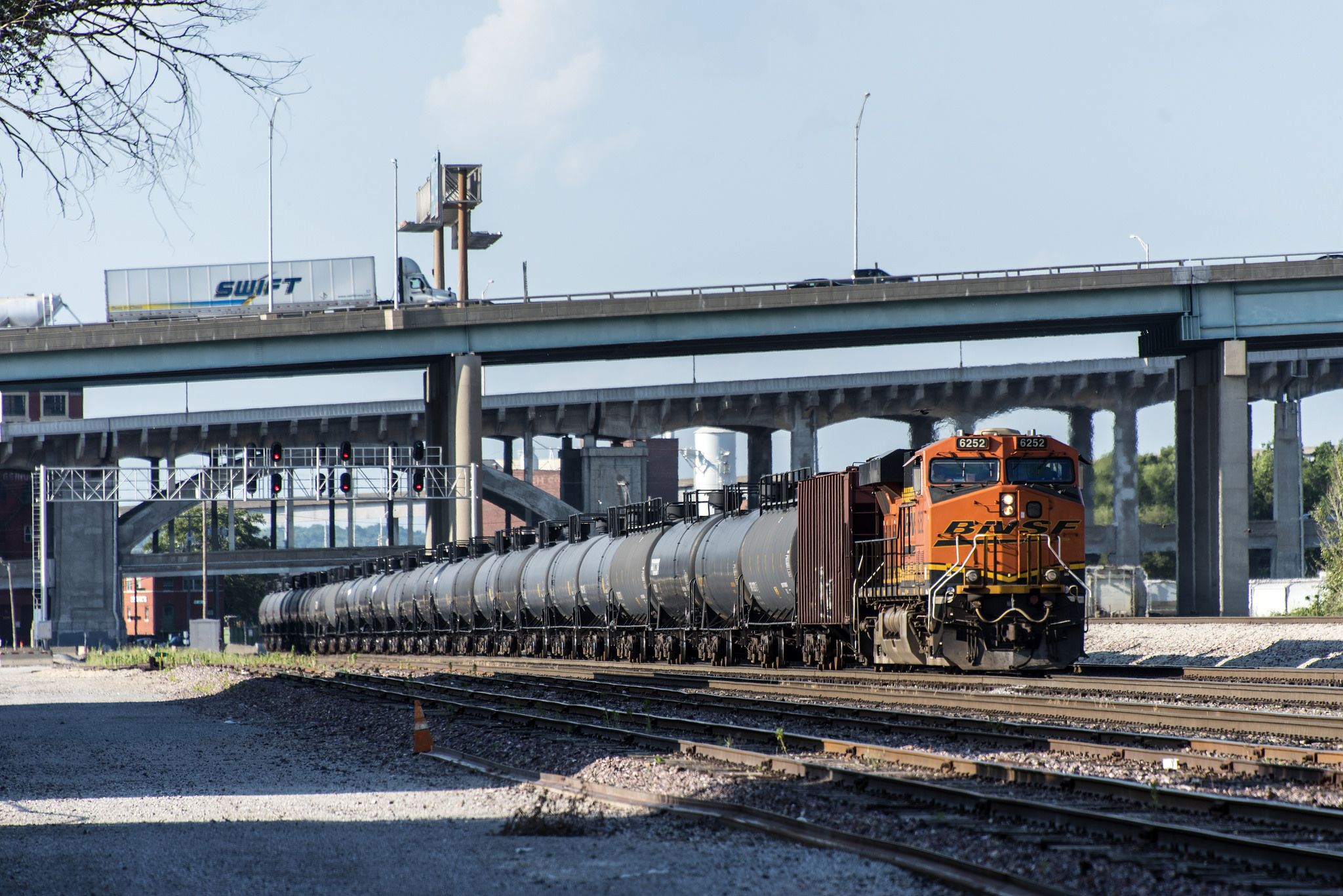 BNSF 6252 | Railroads - BNSF - Burlington Northern and Santa