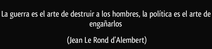 Fernando González y Lozano, FGYL, Quotes / Citas / Asertos.