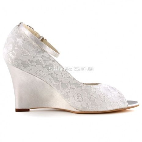 No Heel Wedding Shoes
