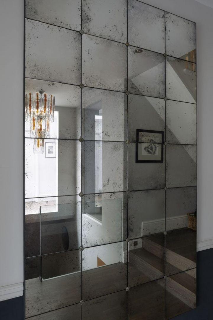 Antique Mirror, Large Wall Mirror Uk