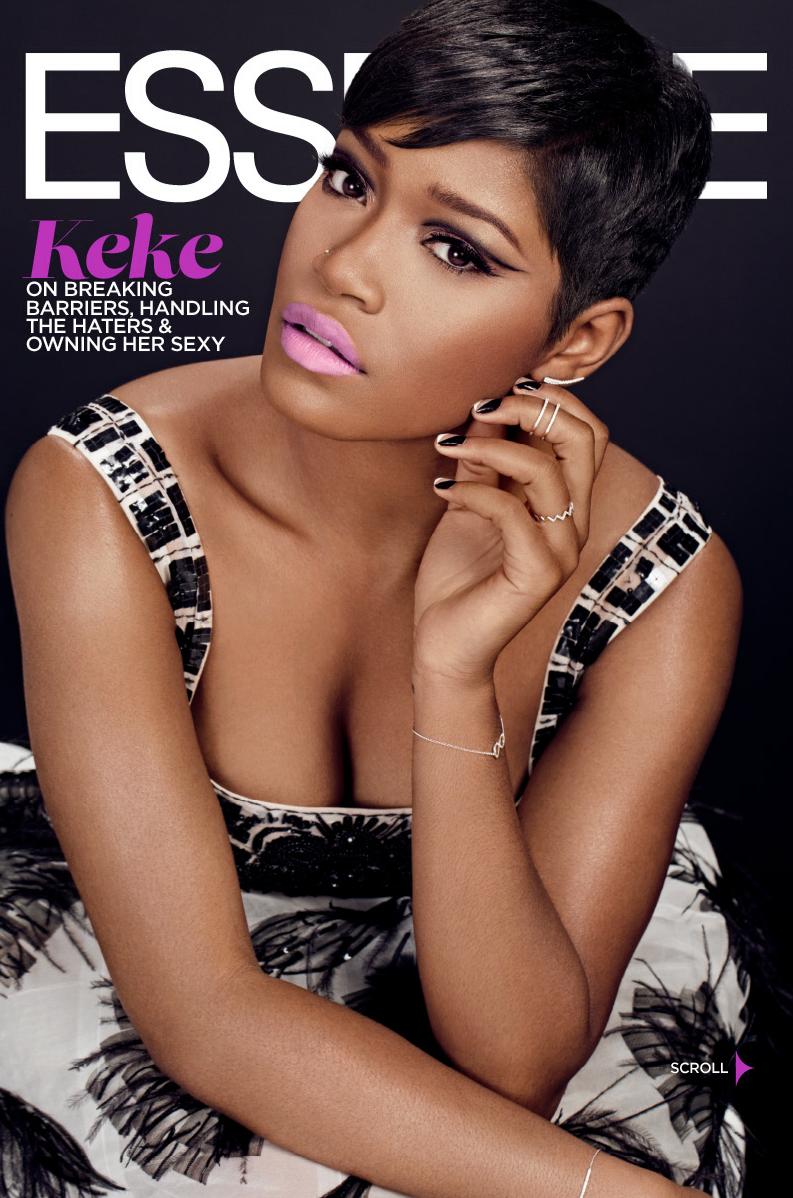 essence magazine january 2015: actress keke palmer photonino