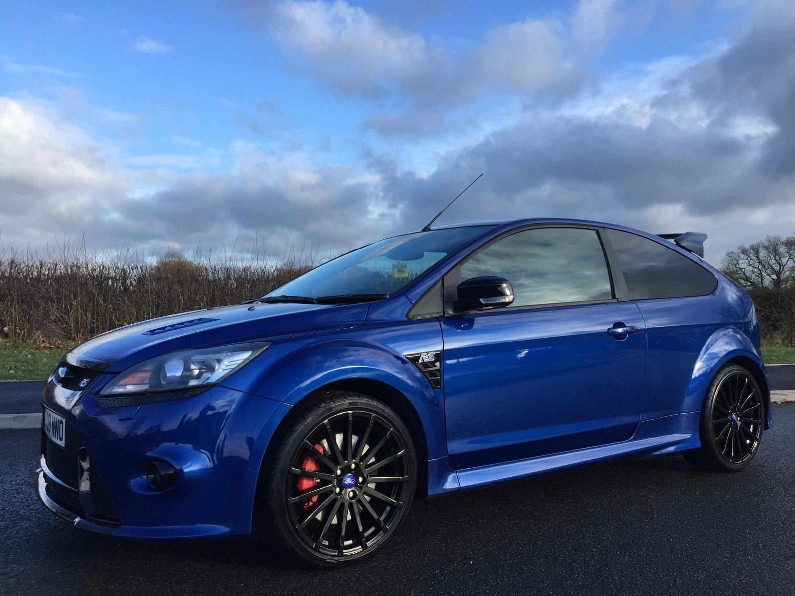This Ford Focus Rs 2 5 20v Fsh Lux Pack 1 Is For Sale