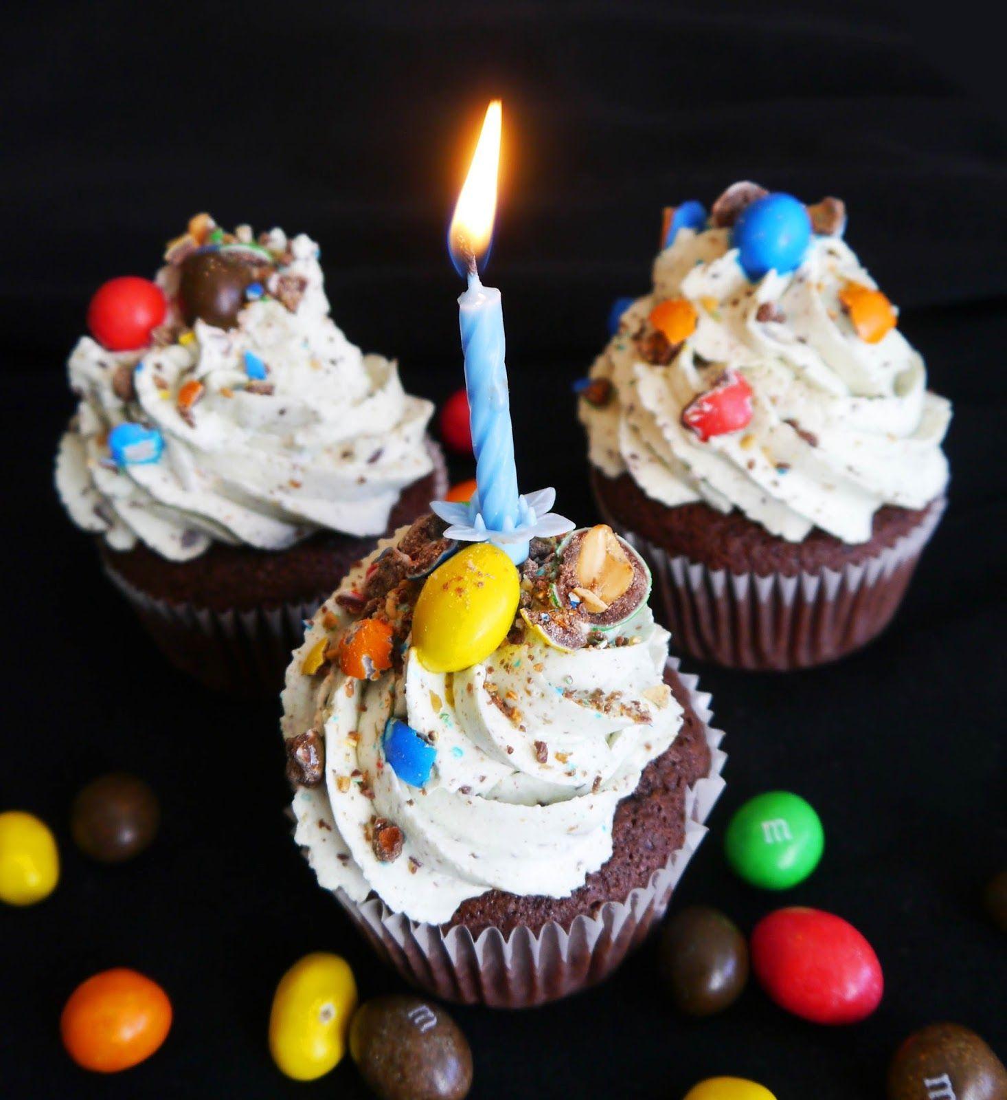 Die Food-Trotter: M & M Kleine Kuchen / kleine Kuchen M & M
