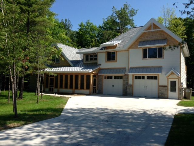 Vrbo Com 619373 New Just Built Across From The Ymca Fish Creek County House Vacation Home