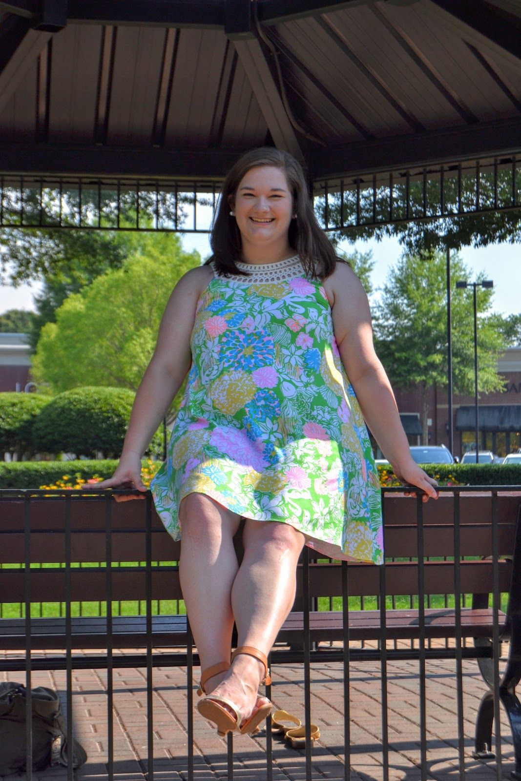 Sass del Sur: National Wear Your Lilly Day