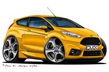 Gallery Category Ford Karikatury Art Cars Car Drawings Car