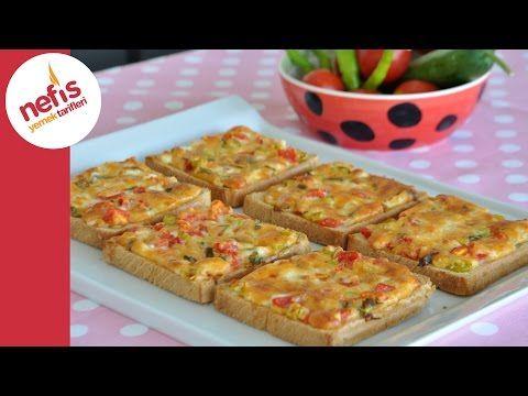 Şimdi Çıktı Fırından Kahvaltılık Kızarmış Ekmek Tarifi Videosu