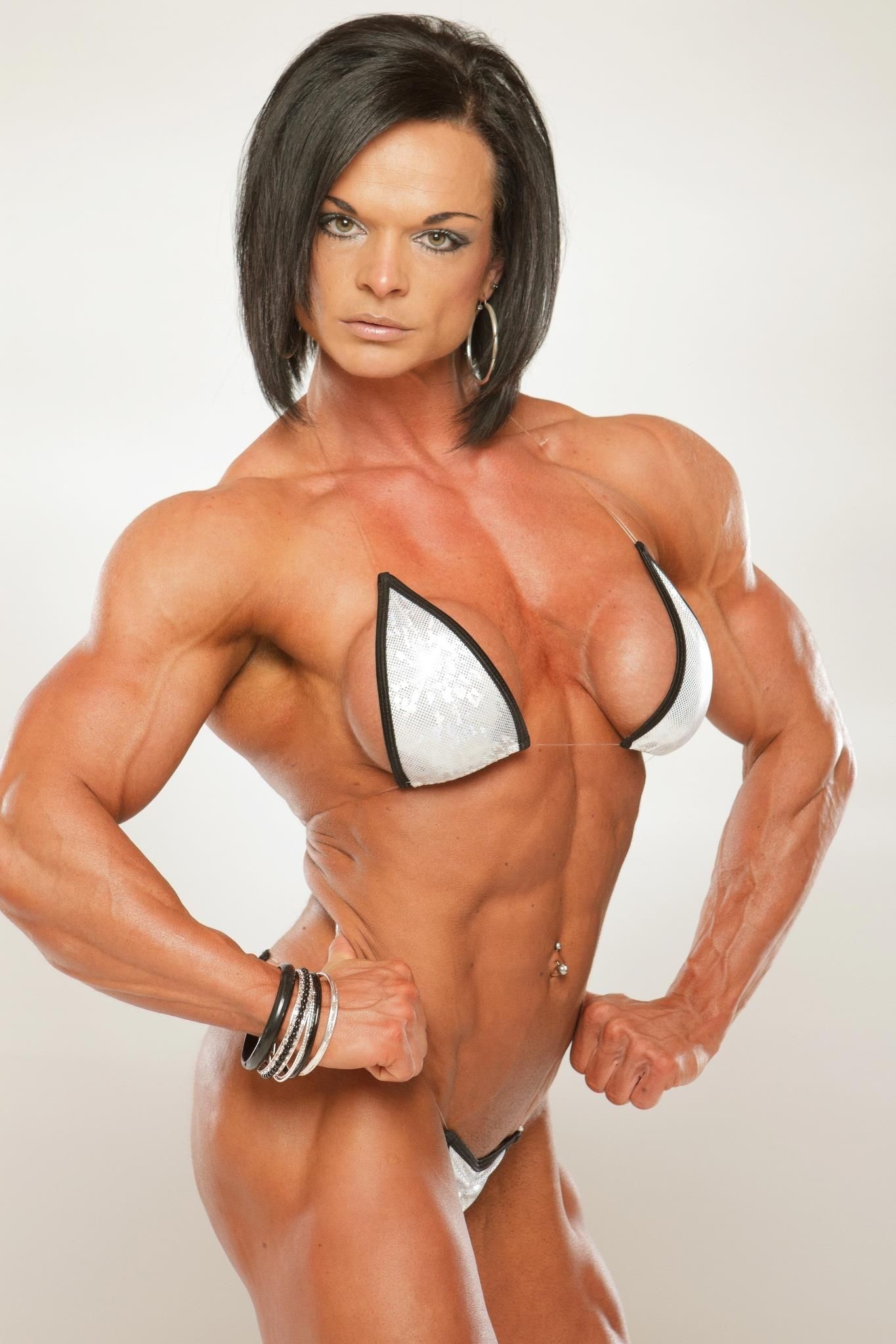 Sexy Muscle Girls Real Female Bodybuilders The Biggest -7977
