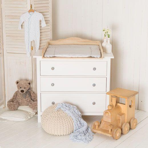 wickelaufs tze puckdaddy wickelaufs tze f r deine ikea kommode home pinterest. Black Bedroom Furniture Sets. Home Design Ideas