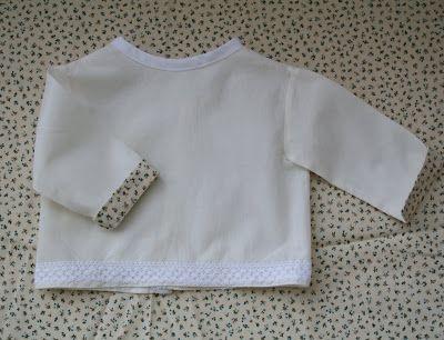 EL PLACER DEL HACER: Camisas batista primera puesta