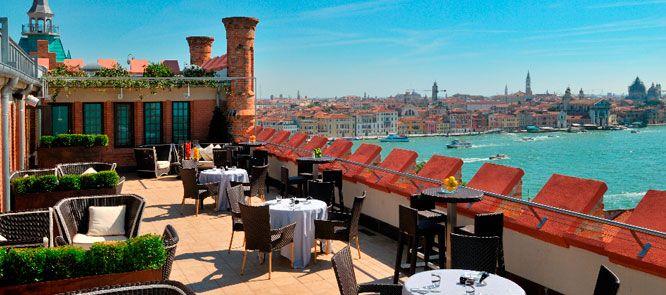 Hilton Molino Stucky Venice Italy Italia Venecia