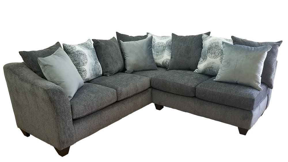 American Furniture Tide Anchor Sectional Sofa 1363 6363 Savvy