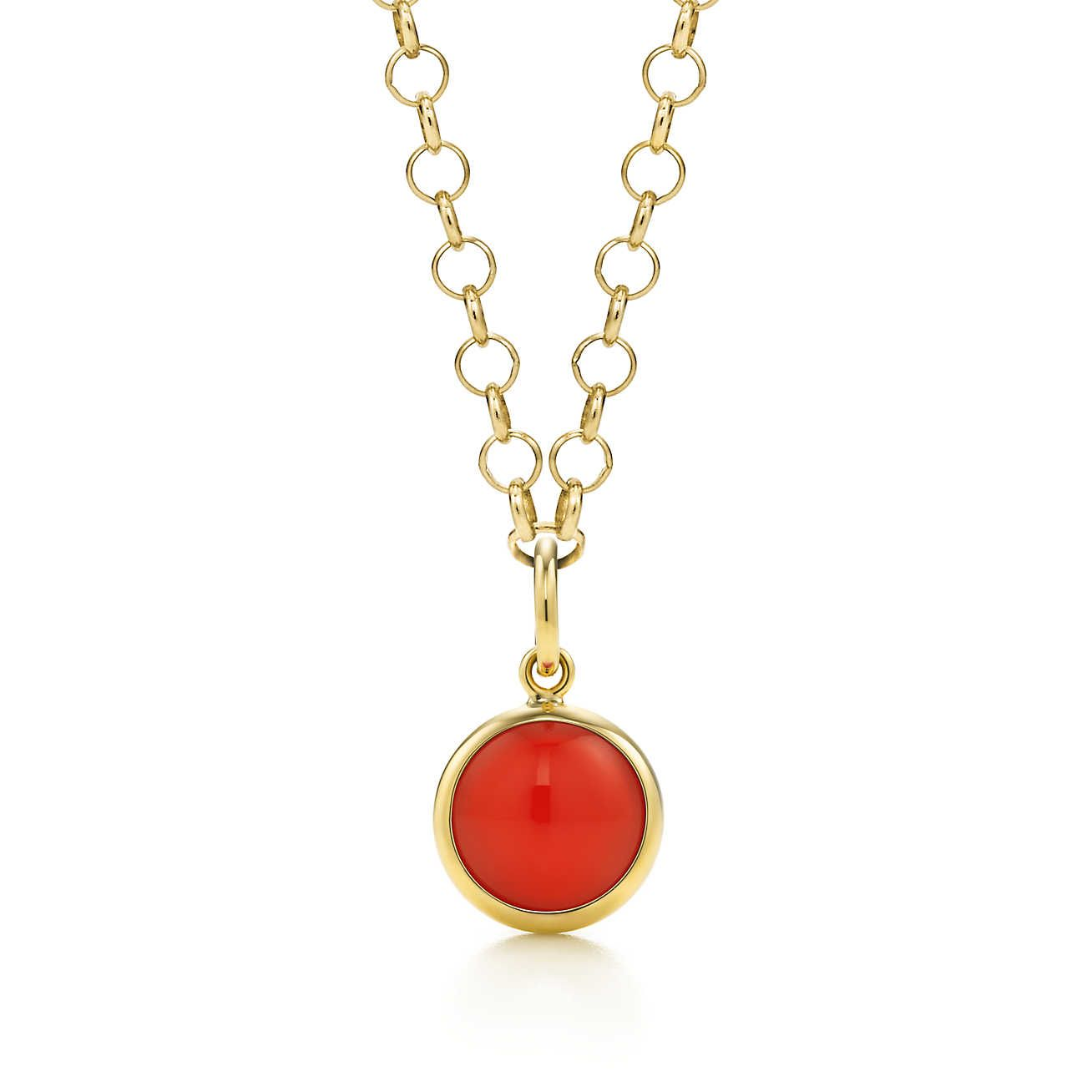 1b5f75b584b9d Paloma Picasso®:Carnelian Dot Charm and Chain | My Style | All that ...