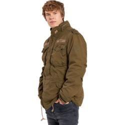 Brandit M65 Giant Jacke grün M Brandit