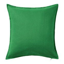 coussin vert ikea IKEA   GURLI, Funda de cojín, Como tiene cremallera, te resultará  coussin vert ikea