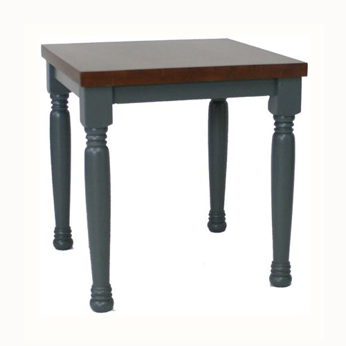 Farmhouse solid wood dining table restaurant furniture