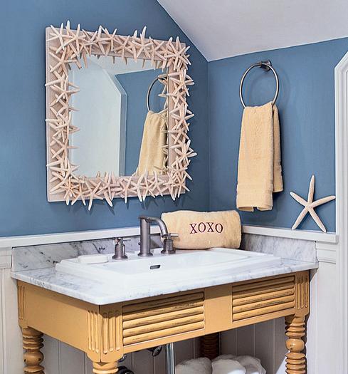 Bathroom Designs Beach Theme 101 beach themed bathrooms! discover beautiful nautical, coastal