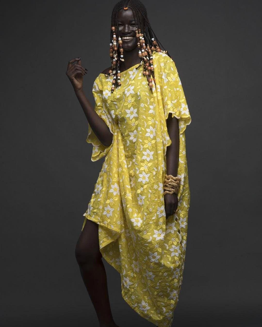 Khoudia diop dark queens pinterest african fashion african