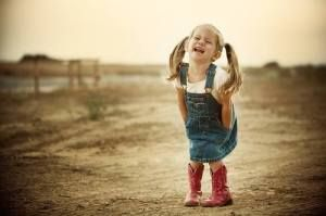 be so happy that when others look at you they become happy too!