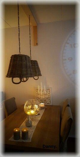Eetkamer lampen \